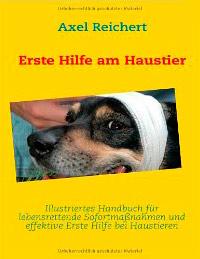 Buch - Erste Hilfe am Hasutier